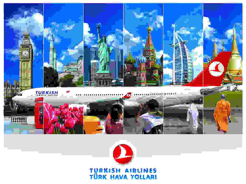 ΕΡΧΕΤΑΙ ΣΤΗΝ ΚΕΦΑΛΟΝΙΑ Η TURKISH AIRLINES