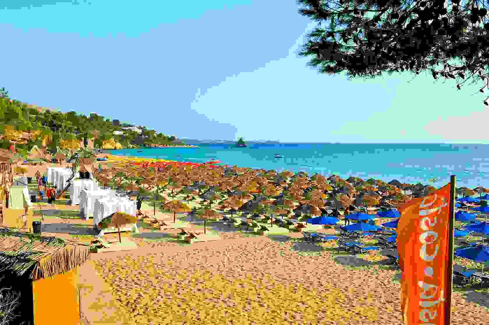 COSTA-COSTA: ΚΥΡΙΑΚΗ 8 ΙΟΥΝΙΟΥ-ΤΟ ΠΡΩΤΟ BEACH PARTY ΤΟΥ ΚΑΛΟΚΑΙΡΙΟΥ