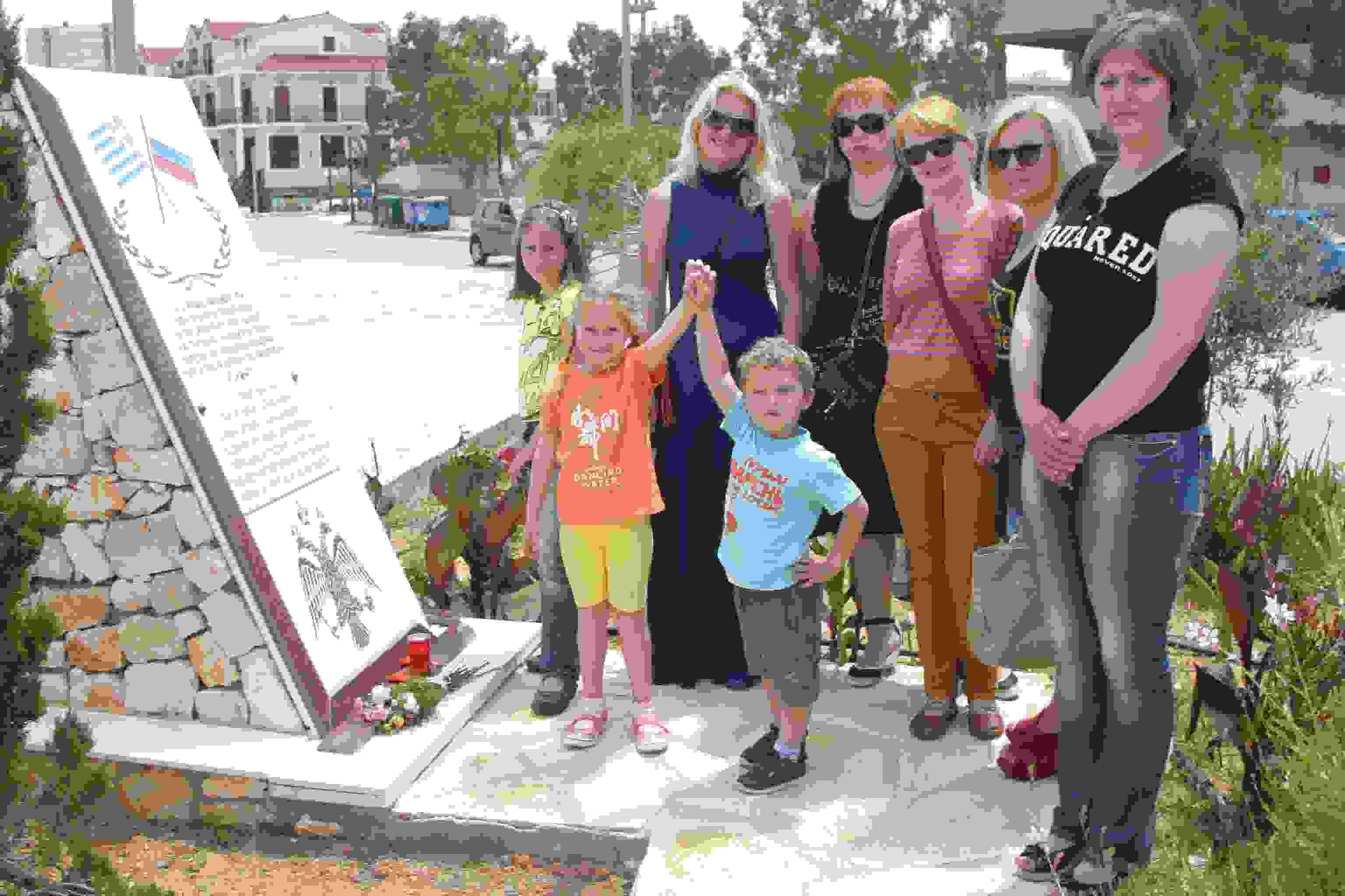 Ο Σύλλογος Ρωσσόφωνων τίμησε τη μνήμη των θυμάτων της Ουκρανίας