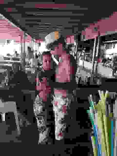 COSTA-COSTA: ΕΙΣΤΕ ΓΙΑ ΜΙΑ «ΜΠΑΤΣΑΤΑ»;(ΦΩΤΟ & ΒΙΝΤΕΟ)