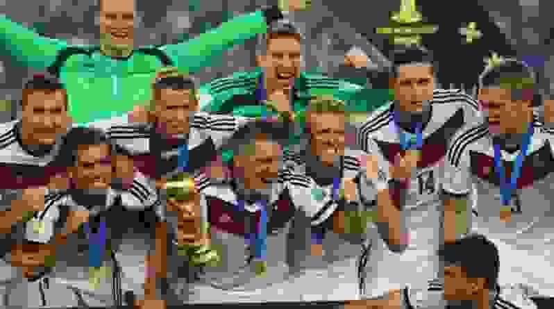 Το Mundial 2014 σε 20 κλικ (pics)