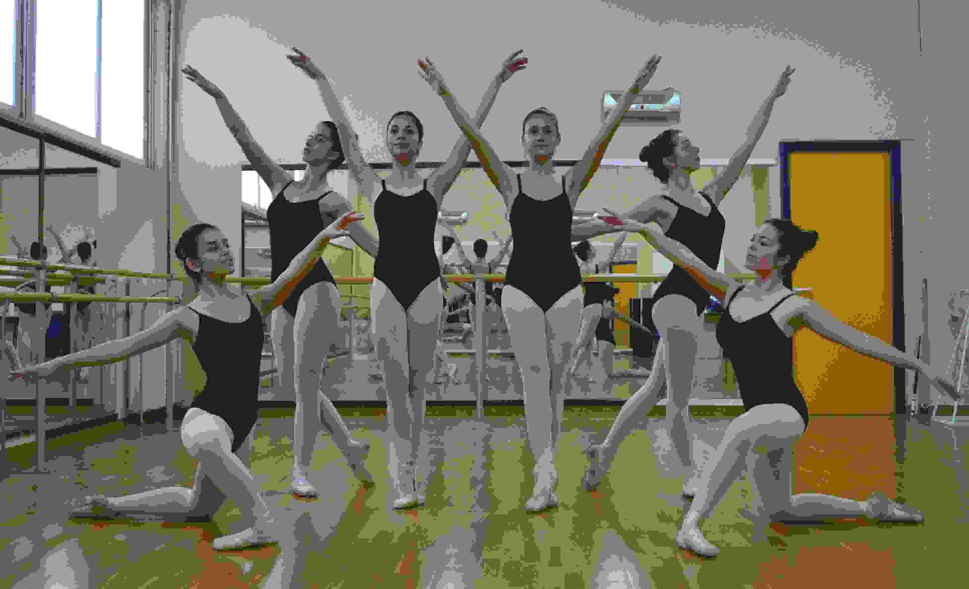Τμήμα κλασσικού και σύγχρονου χορού της ΚΕΔΗΚΕ