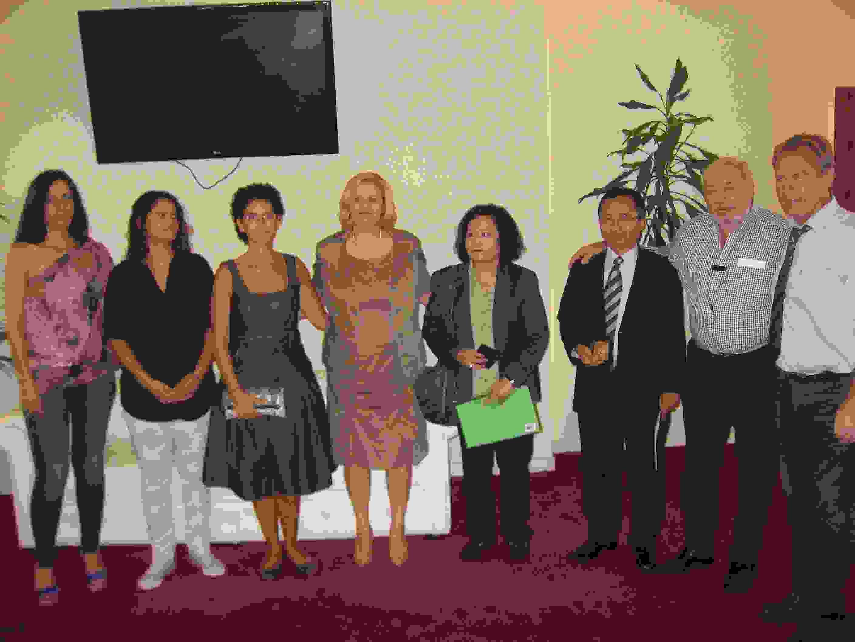 Ο Δήμος Κεφαλονιάς Τιμά τον Πρέσβη της Ταϊλάνδης