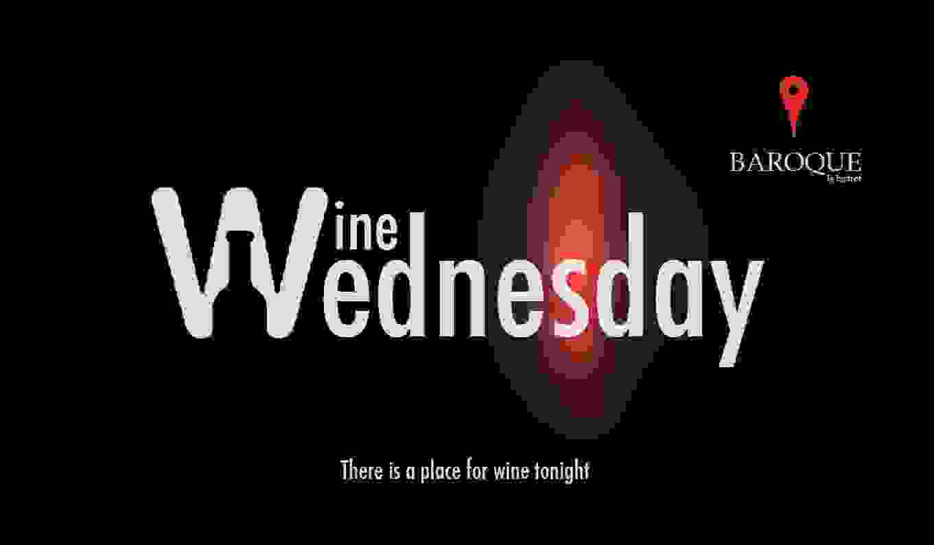 BA\ROQUE: WINE WEDNESDAY
