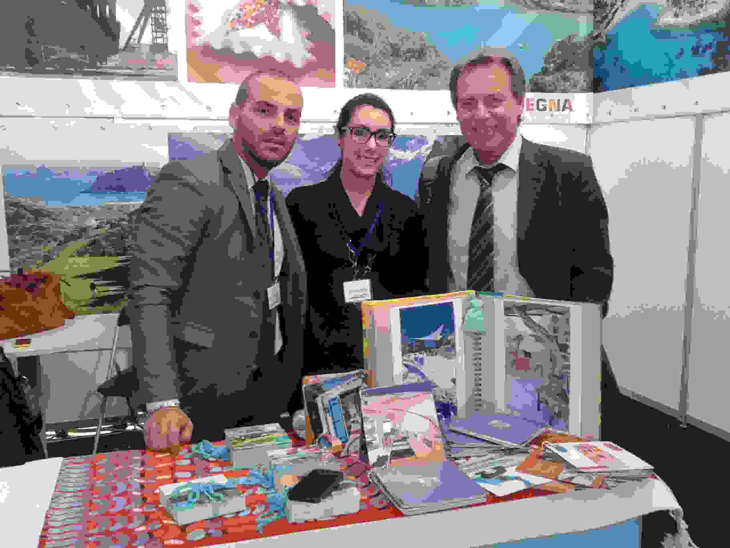 ΛΟΥΓΚΑΝΟ: Ο ΔΗΜΟΣ ΣΤΗΝ 12η ΔΙΕΘΝΗ ΕΚΘΕΣΗ ΤΟΥΡΙΣΜΟΥ ΤΗΣ Swiss International Holiday Exhibition