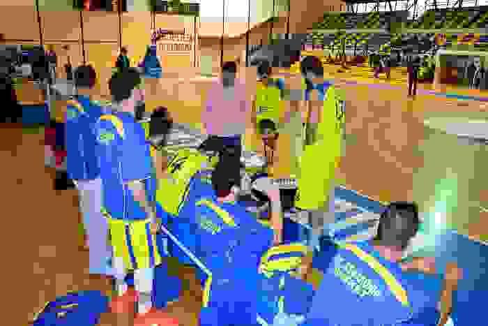 Δυνατή μάχη στο Αργοστόλι για τους άνδρες του ΑΣΚ – Πρεμιέρα παίδων στην β' φάση