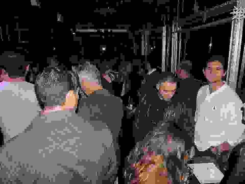 BAROQUE: Ο ΝΟΕΜΒΡΗΣ ΜΑΣ ΑΠΟΧΑΙΡΕΤΗΣΕ ΜΕ ΕΝΑ ΥΠΕΡΟΧΟ ΣΑΒΒΑΤΟΒΡΑΔΟ (ΦΩΤΟ & ΒΙΝΤΕΟ) Γράφει η Παυλίνα Σταμάτη