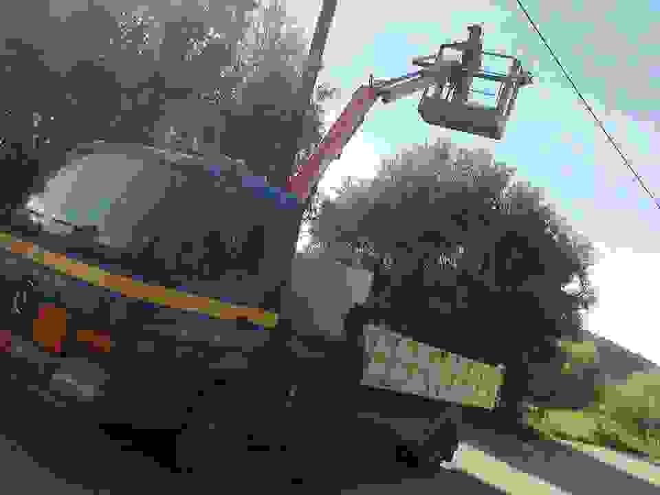 ΦΑΡΑΚΛΑΤΑ: «ΦΟΥΡΙΟΖΟΣ» Ο ΠΡΟΕΔΡΟΣ ΓΙΑ ΤΗΝ ΚΑΘΑΡΙΟΤΗΤΑ & ΤΟΝ ΗΛΕΚΤΡΟΦΩΤΙΣΜΟ ΤΟΥ ΧΩΡΙΟΥ