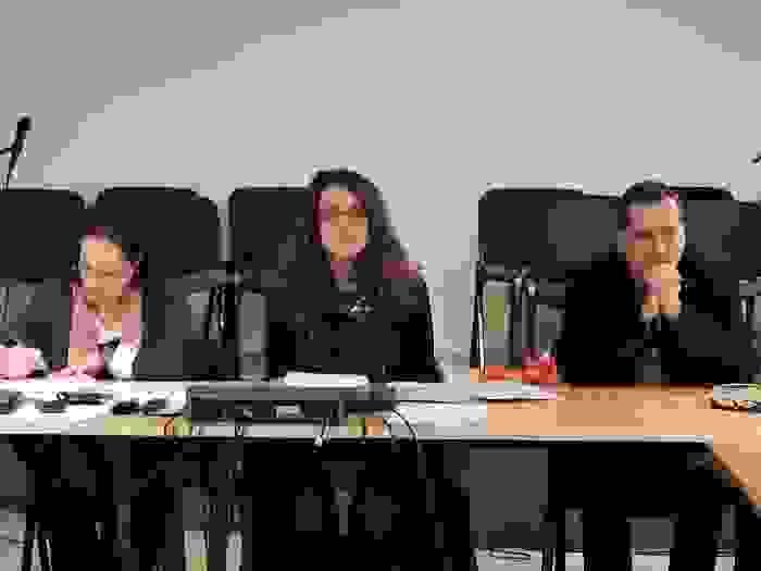 Η ΤΕΛΕΥΤΑΙΑ ΣΥΝΕΔΡΙΑΣΗ ΓΙΑ ΤΟ 2014 ΤΗΣ ΟΙΚΟΝΟΜΙΚΗΣ ΕΠΙΤΡΟΠΗΣ- ΔΥΟ ΣΗΜΑΝΤΙΚΑ ΕΡΓΑ ΓΙΑ ΤΟ ΝΗΣΙ ΠΡΟΧΩΡΑΝΕ Γράφει η Παυλίνα Σταμάτη