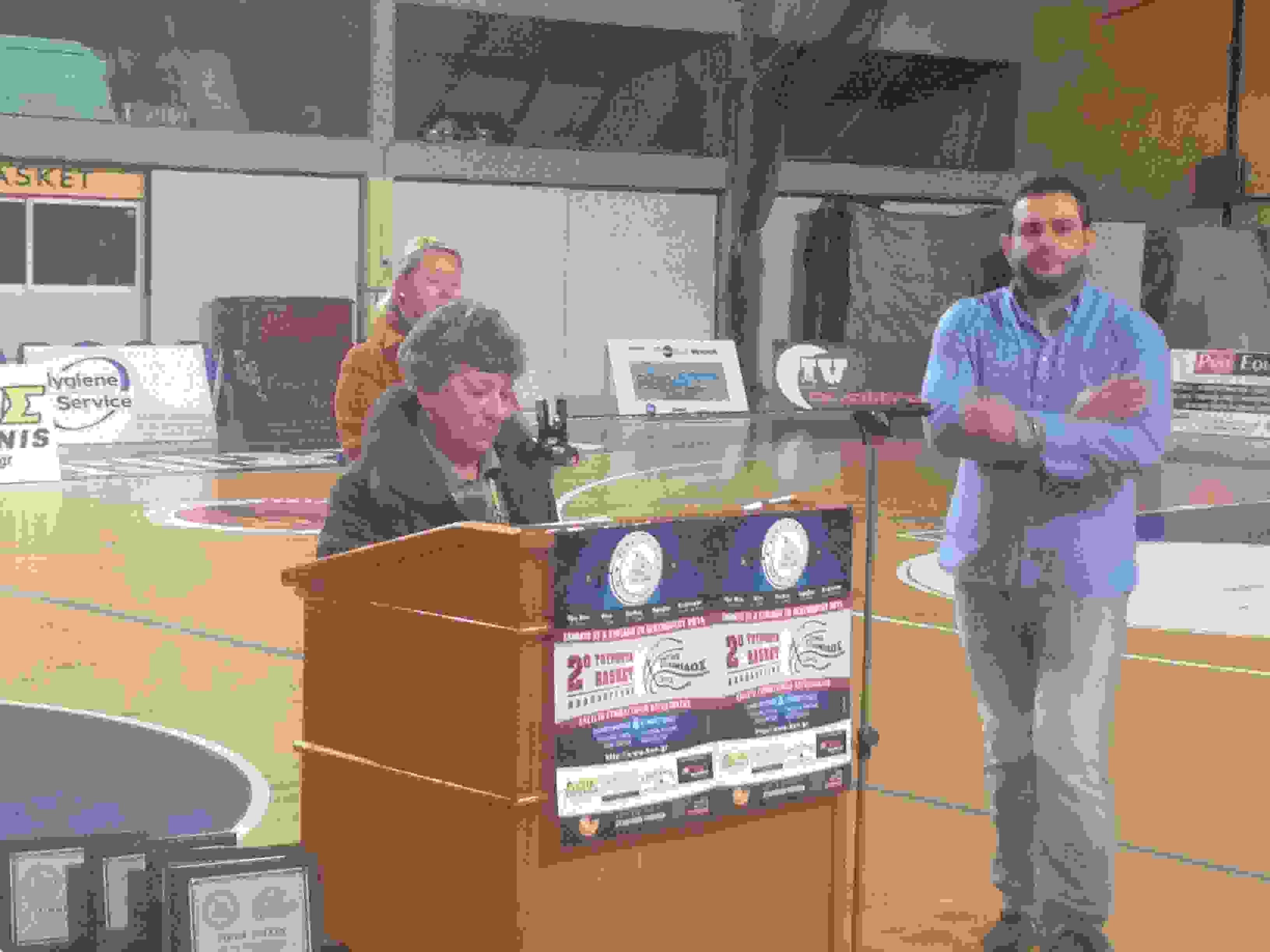 ΣΥΓΚΙΝΗΤΙΚΟ ΦΙΝΑΛΕ ΣΤΟ ΤΟΥΡΝΟΥΑ ΜΠΑΣΚΕΤ ΤΟΥ ΚΕΦΑΛΛΗΝΙΑΚΟΥ-ΜΠΡΑΒΟ ΓΙΑ ΤΗΝ ΔΙΟΡΓΑΝΩΣΗ (ΦΩΤΟ & ΒΙΝΤΕΟ)