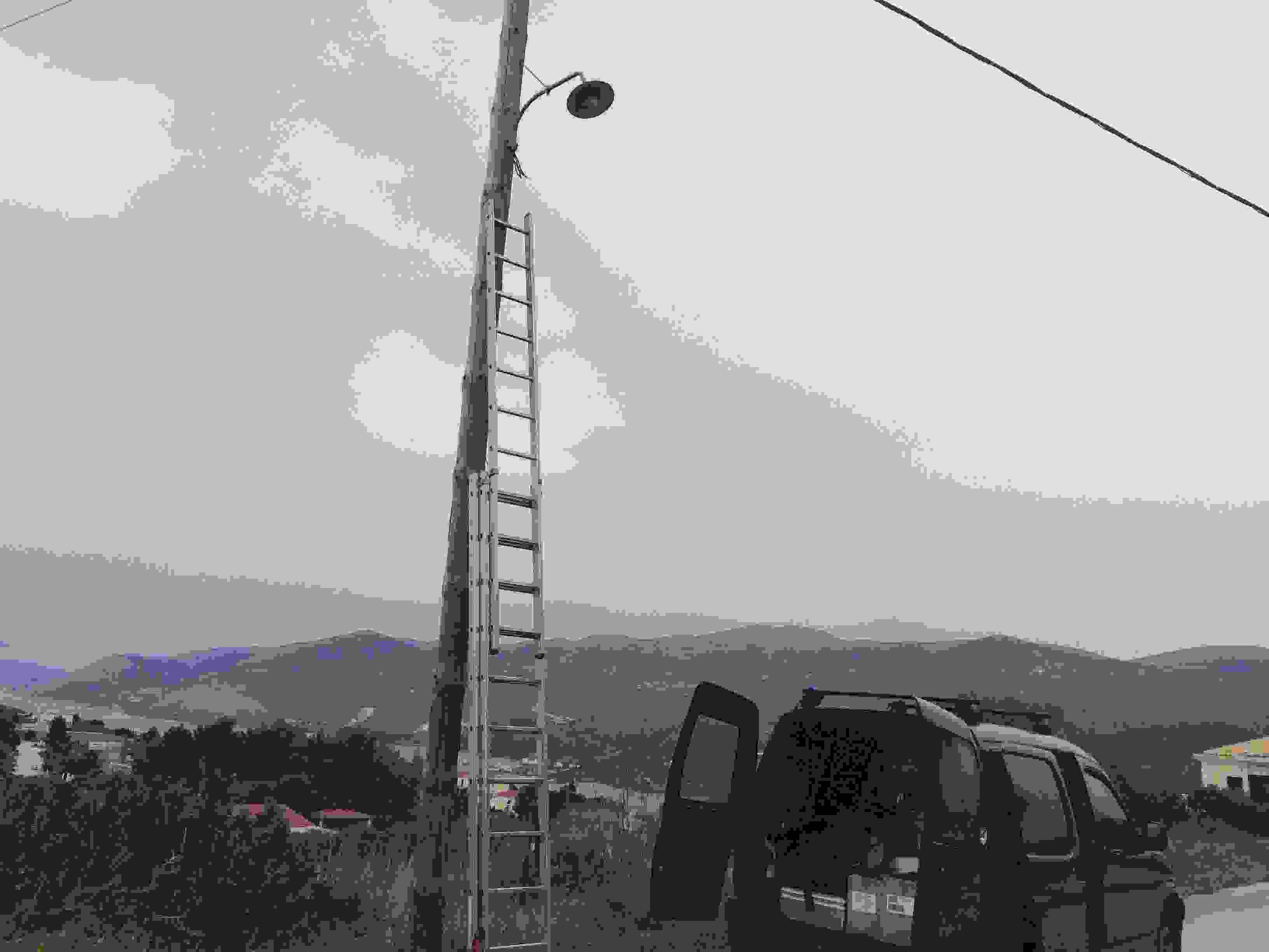 ΔΗΜΟΣ: Έλεγχος και αλλαγή λαμπτήρων στην ΔΗΜΟΤΙΚΗ ενότητα Αργοστολίου και συγκεκριμένα στις περιοχές Χαράβοντα, Σπήλια
