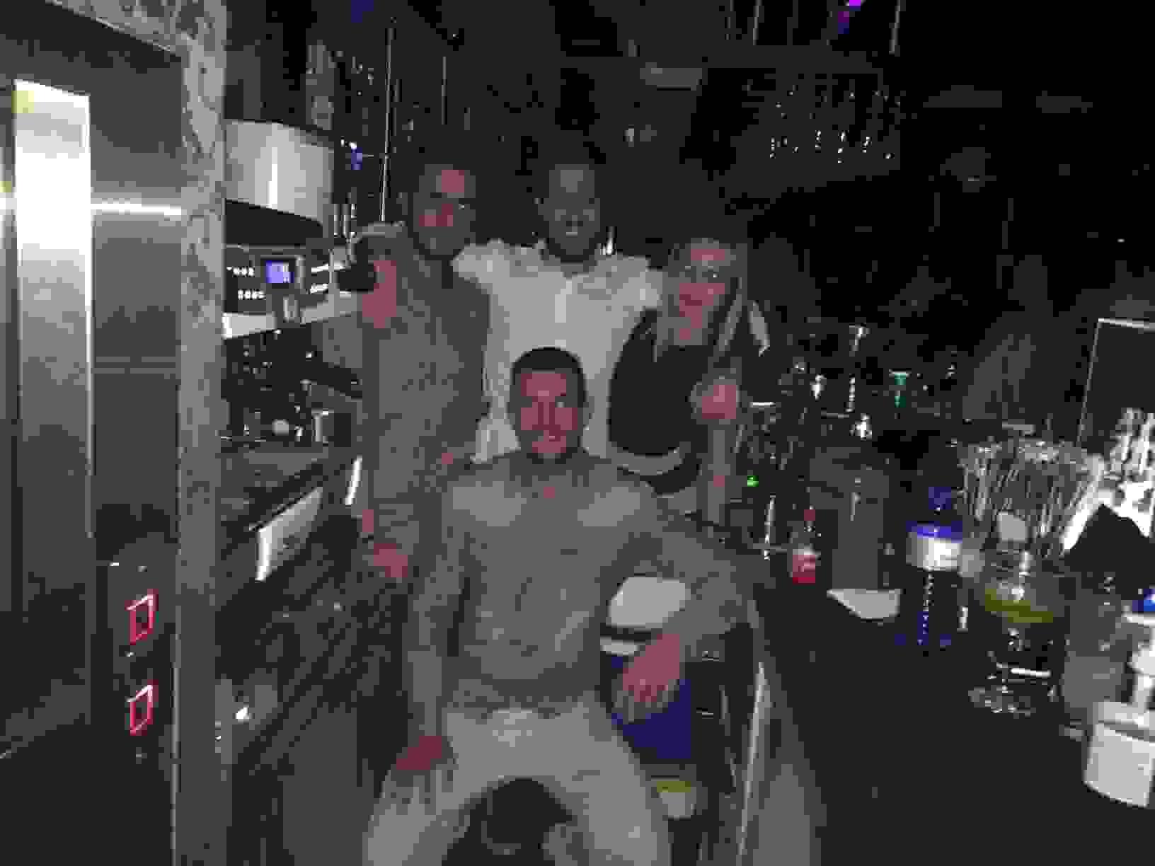 BAROQUE: ΠΟΛΥΣ ΚΟΣΜΟΣ & ΚΕΦΙ ΣΤΟ ΤΕΛΕΥΤΑΙΟ ΣΑΒΒΑΤΟΒΡΑΔΟ ΤΗΣ ΧΡΟΝΙΑΣ (ΦΩΤΟ & ΒΙΝΤΕΟ)