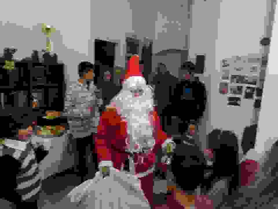 Χριστουγεννιάτικη Εορτή στα Καμιναράτα