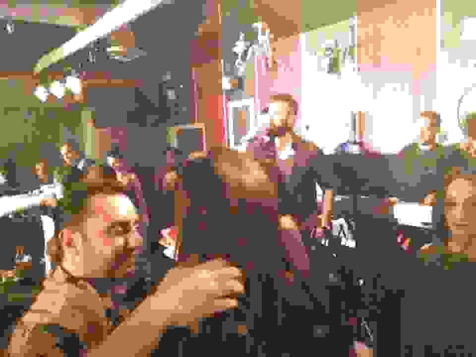PRIVILEGE: ΑΛΛΟ ΕΝΑ ΣΑΒΒΑΤΟΒΡΑΔΟ ΜΕ ΘΑΝΑΣΗ ΜΠΑΖΑΡΟΓΛΟΥ & ΜΑΡΙΑ ΒΟΡΡΕ (ΦΩΤΟ & ΒΙΝΤΕΟ)