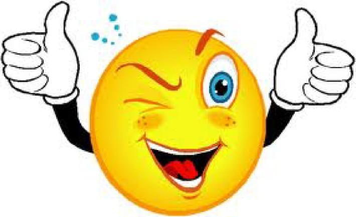 Smiley Face Thumbs Up Cartoon Kijgzoeiq 710×434