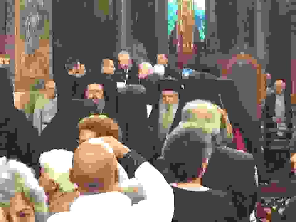 ΟΙ ΠΡΩΤΕΣ ΕΙΚΟΝΕΣ ΑΠΟ ΤΗΝ ΧΕΙΡΟΤΟΝΙΑ ΤΟΥ ΝΕΟΥ ΜΗΤΡΟΠΟΛΙΤΗ ΓΕΡΑΣΙΜΟΥ(ΦΩΤΟ & ΒΙΝΤΕΟ)