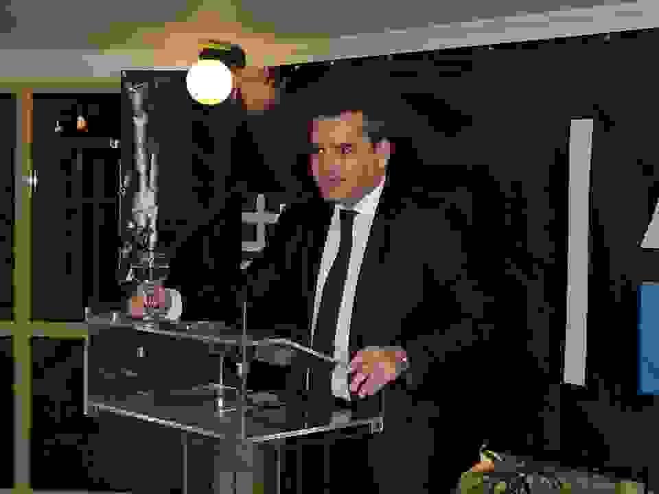 ΣΤΗΝ ΚΕΦΑΛΟΝΙΑ ΓΙΑ ΤΟ ΤΡΙΗΜΕΡΟ Ο ΧΑΡΑΛΑΜΠΟΣ ΛΥΚΟΥΔΗΣ