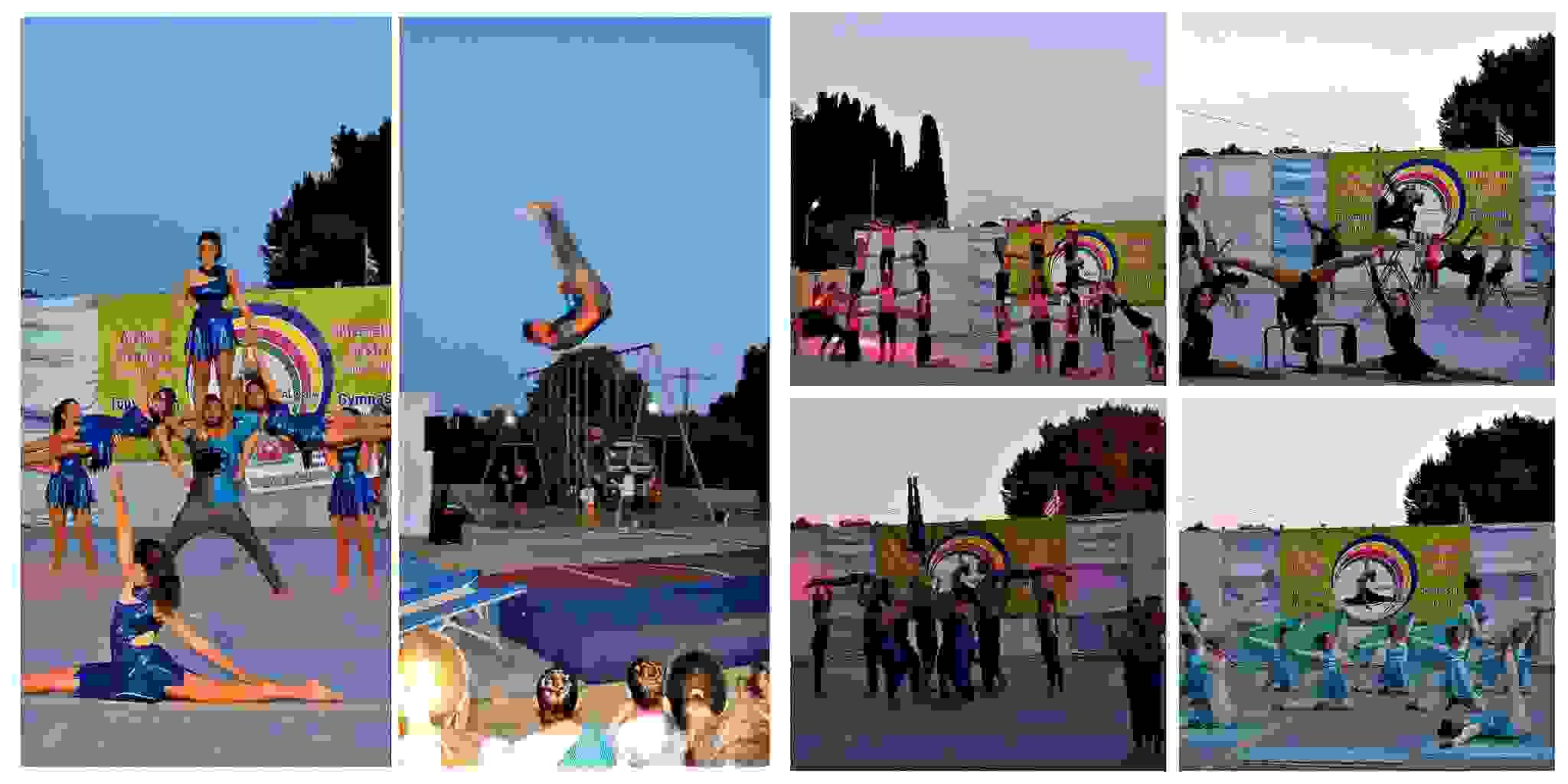 Φεστιβάλ Γυμναστικής για όλους «Άννα Πολλάτου», στα Κουρκουμελάτα! (Μέρος Α) (ΦΩΤΟ & ΒΙΝΤΕΟ) Γράφει η Αναστασία Κανάκη