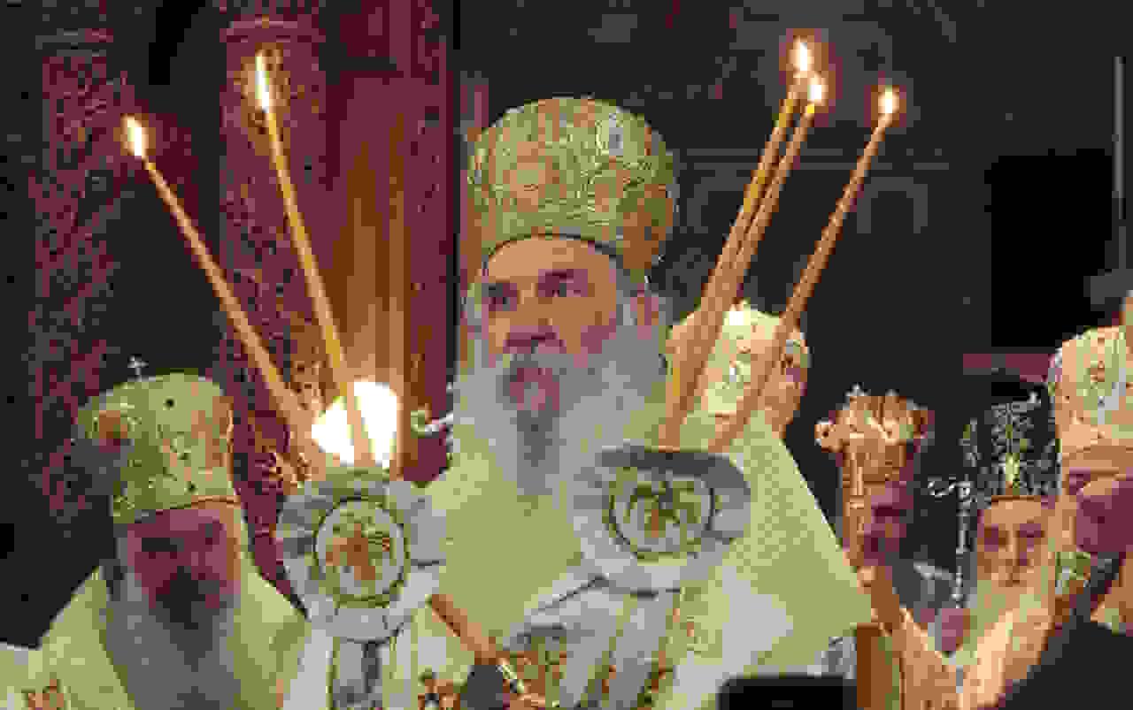 Ο παπα-Γεράσιμος: Πέραν του κόσμου τούτου
