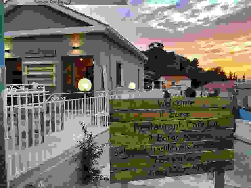 Η Sparoza στο Il Borgo Agora της Κεφαλονιάς