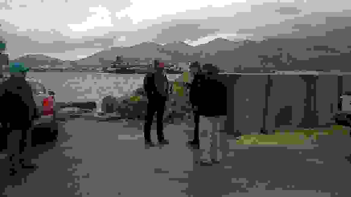 ΑΥΤΟΨΙΑ ΣΤΑ ΕΡΓΑ ΤΟΥ ΛΙΜΑΝΙΟΥ ΛΗΞΟΥΡΙΟΥ & ΤΗΣ ΟΔΟΠΟΙΙΑΣ ΠΑΛΙΚΗΣ-ΑΛΛΑΖΕΙ Η ΕΠΙΣΤΡΩΣΗ ΤΟΥ ΧΩΡΟΥ ΑΠΟ ΤΟ ΛΙΜΕΝΑΡΧΕΙΟ ΩΣ ΤΟ ΑΓΑΛΜΑ ΤΟΥ ΛΑΣΚΑΡΑΤΟΥ-ΣΤΟΧΟΣ ΝΑ ΟΛΟΚΛΗΡΩΘΟΥΝ ΤΑ ΔΥΟ ΜΕΓΑΛΑ ΕΡΓΑ ΜΕΧΡΙ ΤΟ ΚΑΛΟΚΑΙΡΙ