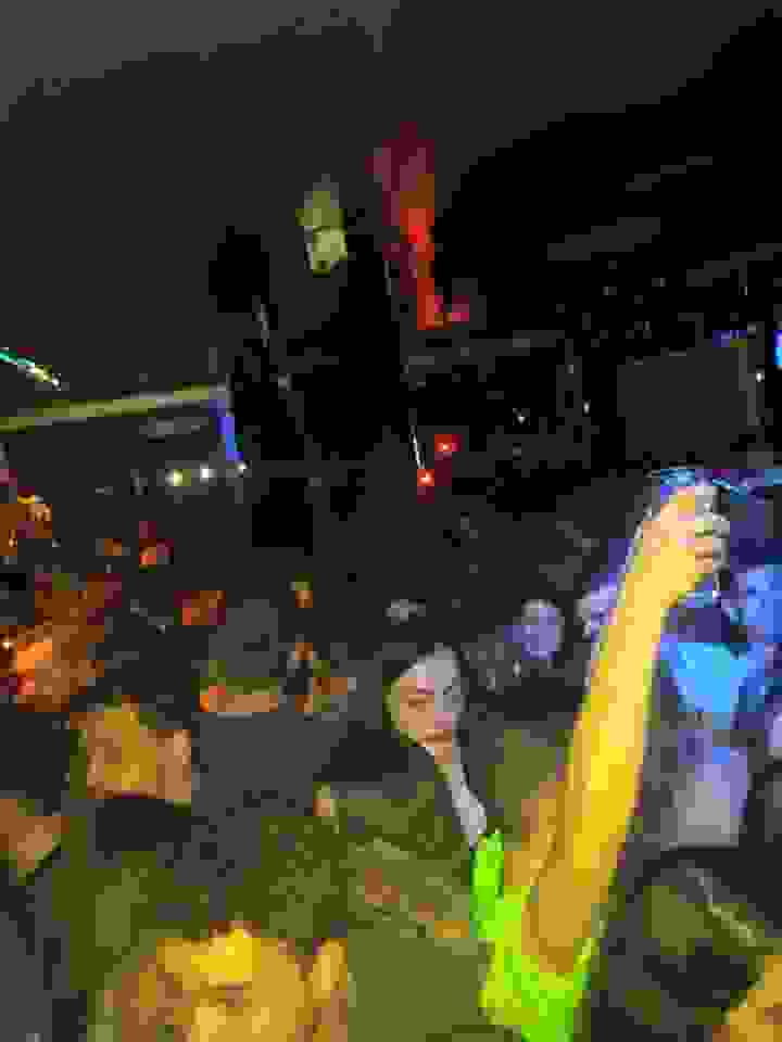 BAROQUE: ΠΑΝΙΚΟΣ ΣΤΗΝ ΤΕΛΕΥΤΑΙΑ ΕΛΛΗΝΙΚΗ ΒΡΑΔΙΑ ΤΟΥ 2015!