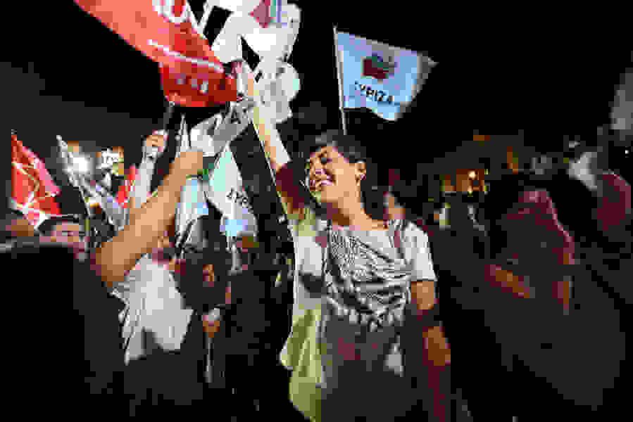 """Ένας χρόνος Αριστερά-""""ΤΡΕΙΣ ΛΑΛΟΥΝ & ΔΥΟ ΧΟΡΕΥΟΥΝ"""" ΓΙΑ ΤΟΝ ΤΟΠΙΚΟ ΣΥΡΙΖΑ"""