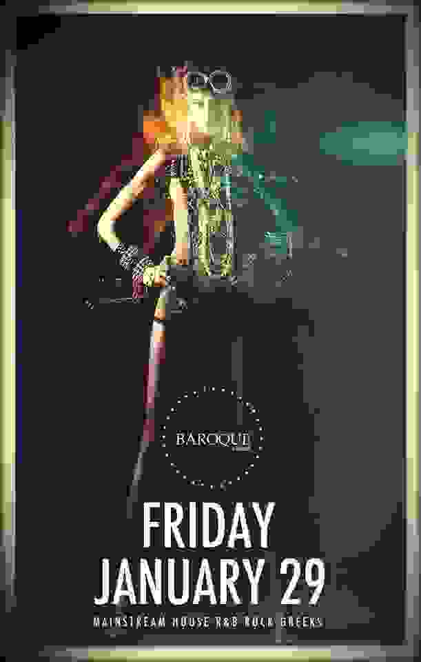 BAROQUE:  mainstream 2night !