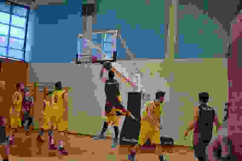 Εύκολη νίκη (55-38) του ΝΕΟΛ, σε ένα βαθμολογικά αδιάφορο παιχνίδι με τον Υπερίωνα