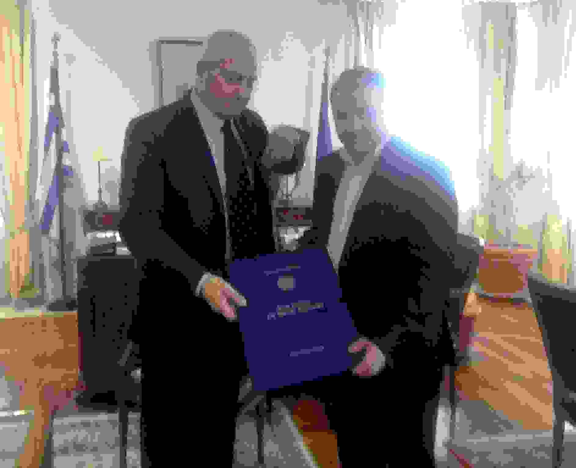 Παρουσία του Περιφερειάρχη στη Σύγκλητο, επικυρώθηκε  η νέα αρχή ουσιαστικής συνεργασίας ΠΙΝ & Ιονίου Πανεπιστημίου