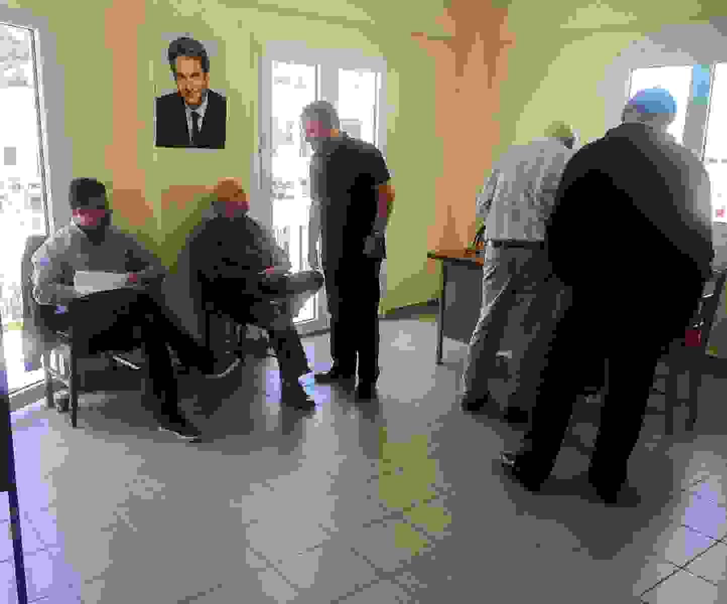 ΕΚΛΟΓΕΣ ΠΡΟΕΔΡΟΥ ΤΟΠΙΚΗΣ ΝΔ: ΕΝΩΤΙΚΟΣ Ο ΧΑΡΑΛΑΜΠΟΣ ΛΥΚΟΥΔΗΣ