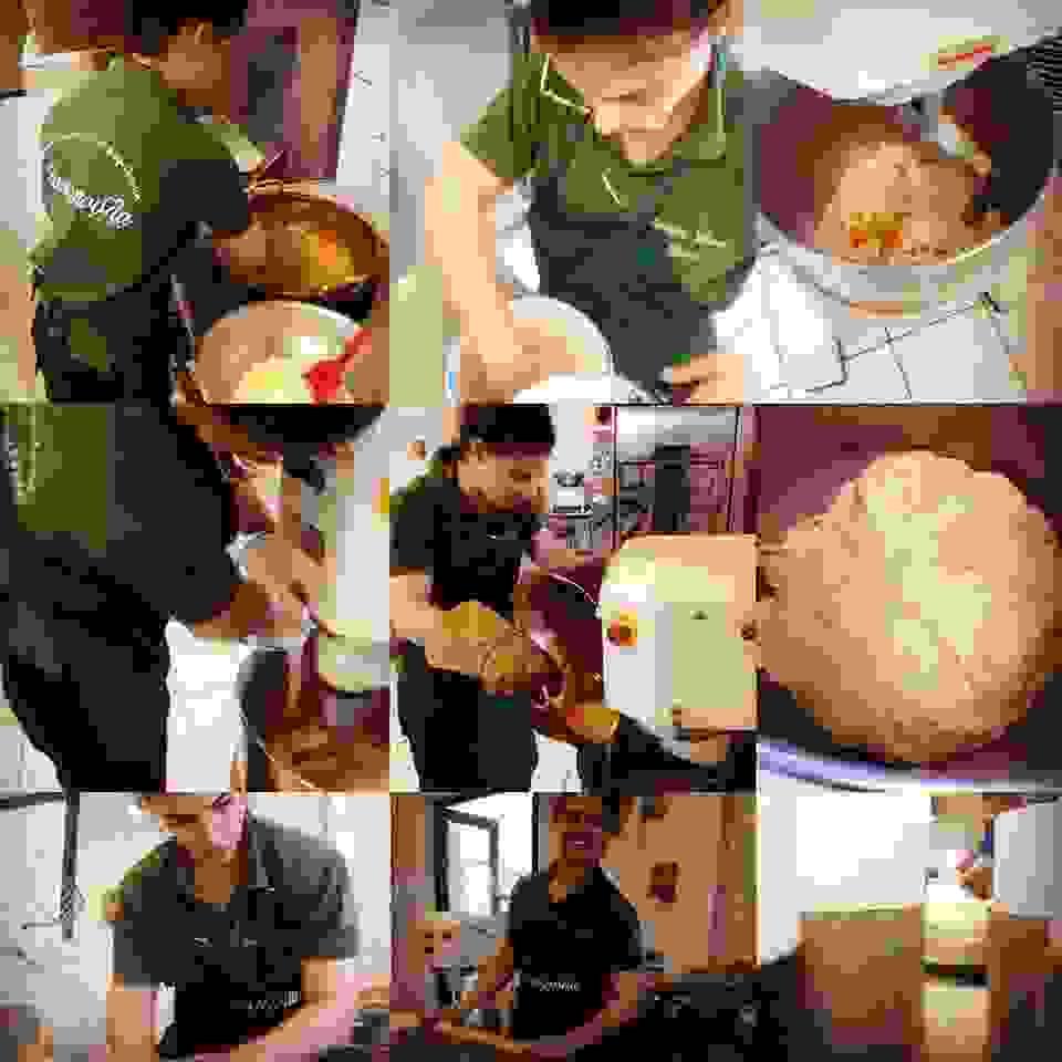 ΒΟΣΚΟΠΟΥΛΑ: Η παράδοση στα τσουρέκια είναι παράδοση ,τελεία και παύλα!!