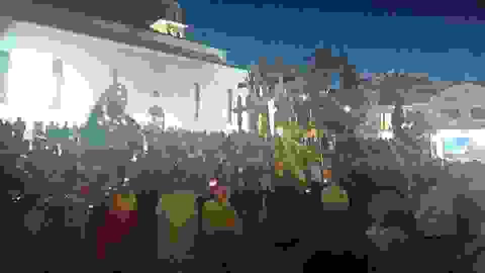 ΜΗΤΡΟΠΟΛΗ: Η ΠΕΡΙΦΟΡΑ ΤΟΥ ΕΠΙΤΑΦΙΟΥ (ΒΙΝΤΕΟ)