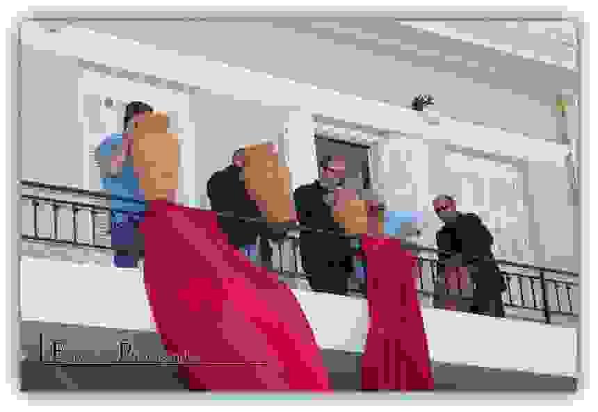 ΛΗΞΟΥΡΙ: ΑΝΟΥΣΑΚΗΣ-ΜΟΣΧΟΝΑΣ ΠΡΩΤΟΣΤΑΤΗΣΑΝ ΣΤΟ ΣΠΑΣΙΜΟ ΤΩΝ ΜΠΟΤΗΔΩΝ