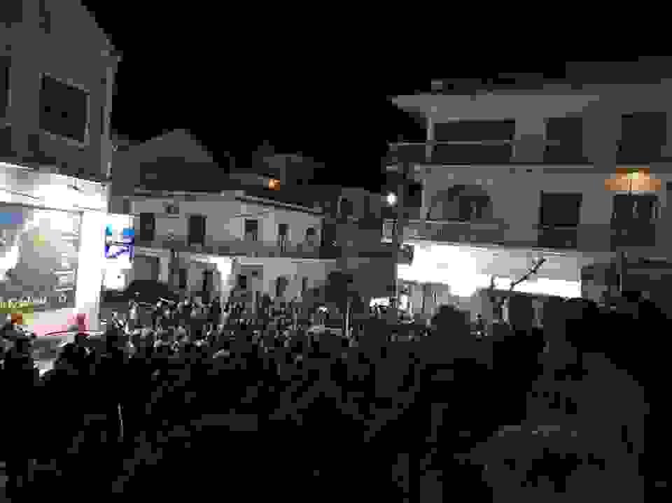Η ΠΟΡΕΙΑ ΤΟΥ ΕΠΙΤΑΦΕΙΟΥ ΣΤΟ ΑΡΓΟΣΤΟΛΙ (ΦΩΤΟ & VIDEO)