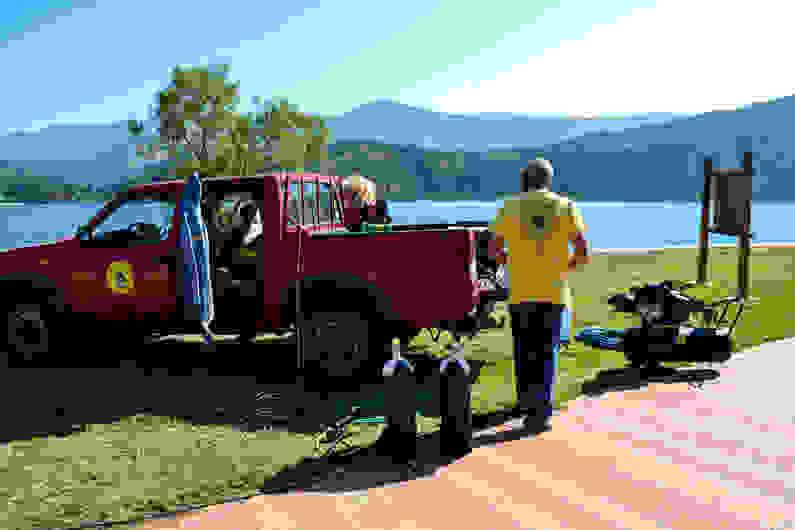 Πραγματοποιήθηκε με επιτυχία ο καθαρισμός της Λιμνοθάλασσας του Κουτάβου