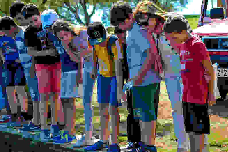 Οι μαθητές παρέδωσαν μαθήματα οικολογικής συνείδησης… στον καθαρισμό του Κουτάβου! (φωτο & βίντεο)