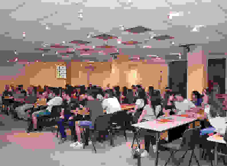 1ο Θερινό Σχολείο Φυσικής και Αστροφυσικής: Έναρξη με μεγάλη συμμετοχή