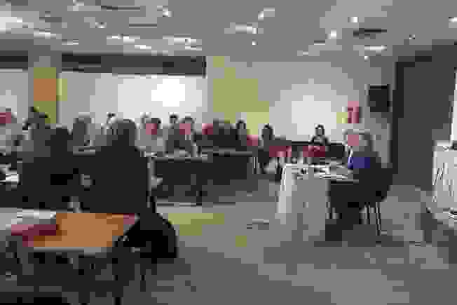 ΔΗΜΟΤΙΚΟ ΣΥΜΒΟΥΛΙΟ: ΚΑΤΑ ΠΛΕΙΟΨΗΦΙΑ ΤΟ ΨΗΦΙΣΜΑ ΓΙΑ ΤΙΣ ΑΠΑΛΛΟΤΡΙΩΣΕΙΣ ΣΤΟ ΑΕΡΟΔΡΟΜΙΟ
