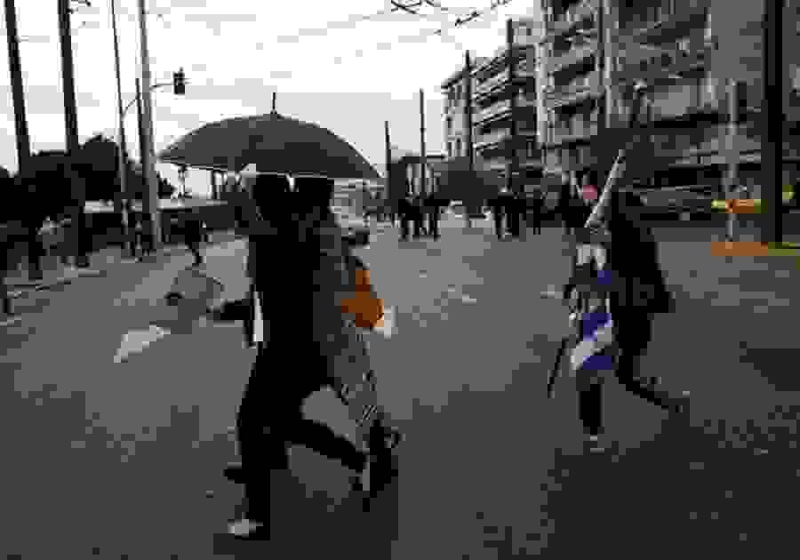Έκτακτο δελτίο επιδείνωσης καιρού: Παρέλαση με καταιγίδες, κρύο και θυελλώδεις ανέμους