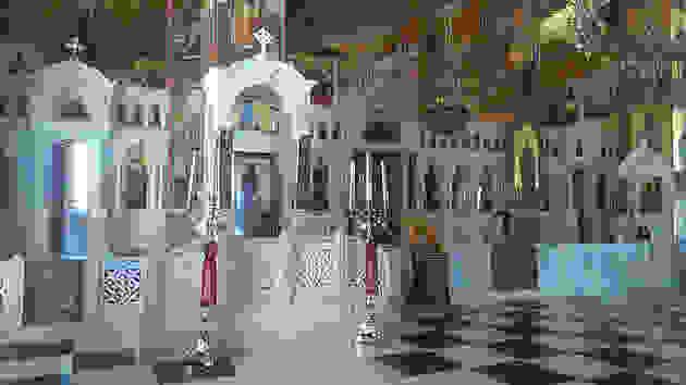 """Ζωντανά από το """"Ionian Tv"""" η Θεία Λειτουργία από τον Άγιο Γεράσιμο"""