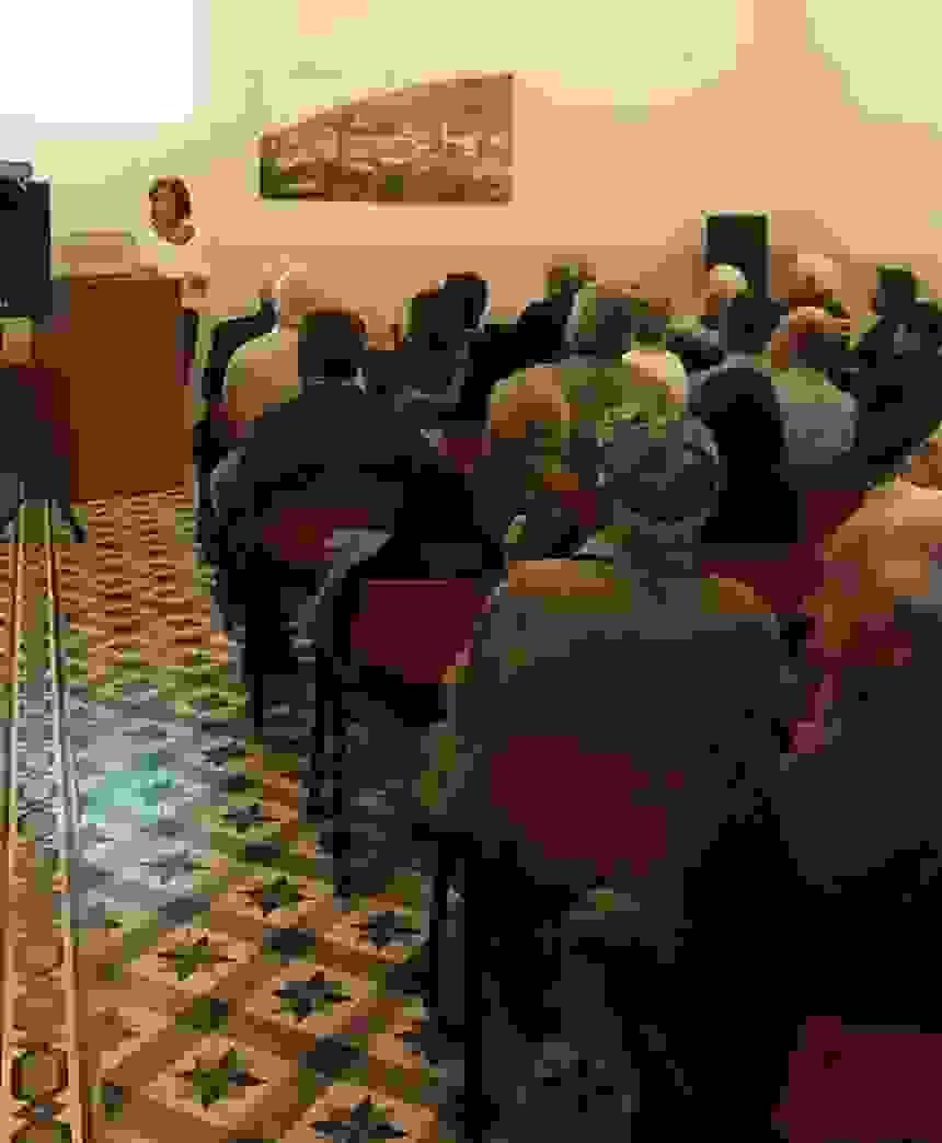 Με επιτυχία η ιστορική εκδήλωση για την εορτή του Ι.Ν.Αγίου Δημητρίου Τρωιαννάτων
