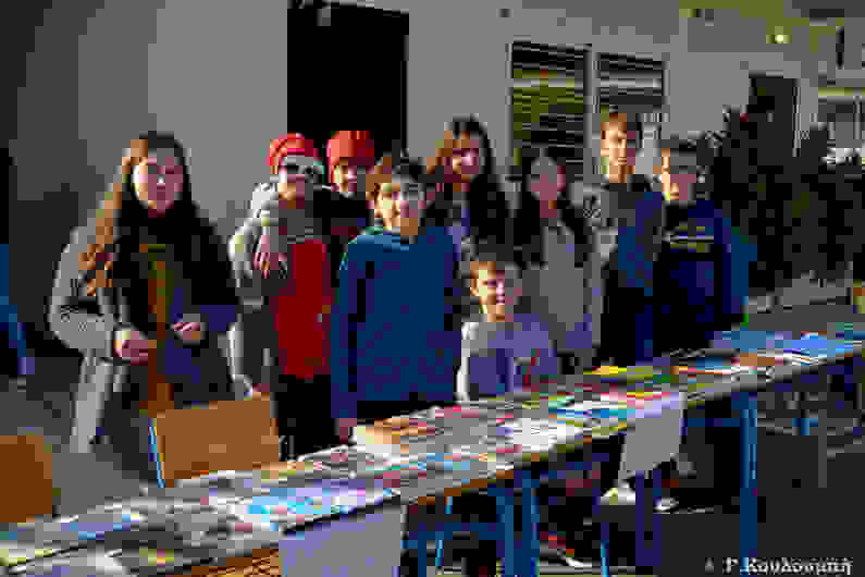 2ο Γυμνάσιο Αργοστολίου: Χριστουγεννιάτικες δημιουργίες από ένα σχολείο πρότυπο!