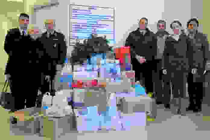 Κοινωνική προσφορά της Αστυνομίας λόγω εορτών
