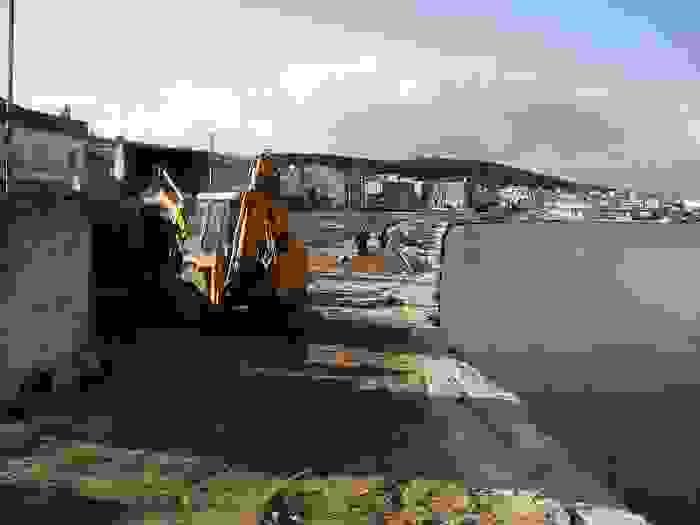 ΠΡΟΧΩΡΑΕΙ & ΤΟ ΕΡΓΟ «ΓΕΦΥΡΑ-ΛΑΧΑΝΑΓΟΡΑ» (ΒΙΝΤΕΟ)