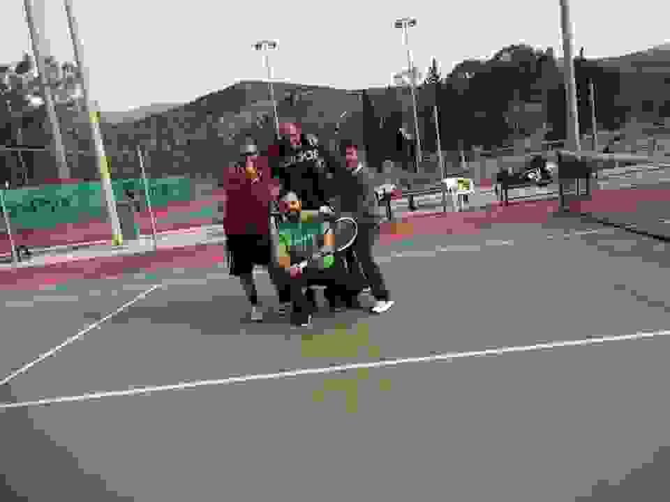 ΚΑΠΠΑΤΟΣ-ΚΟΥΤΡΗΣ ΟΙ ΝΙΚΗΤΕΣ ΣΤΟΝ ΤΕΛΙΚΟ ΤΟΥ Ionian Tennis Grand Slam