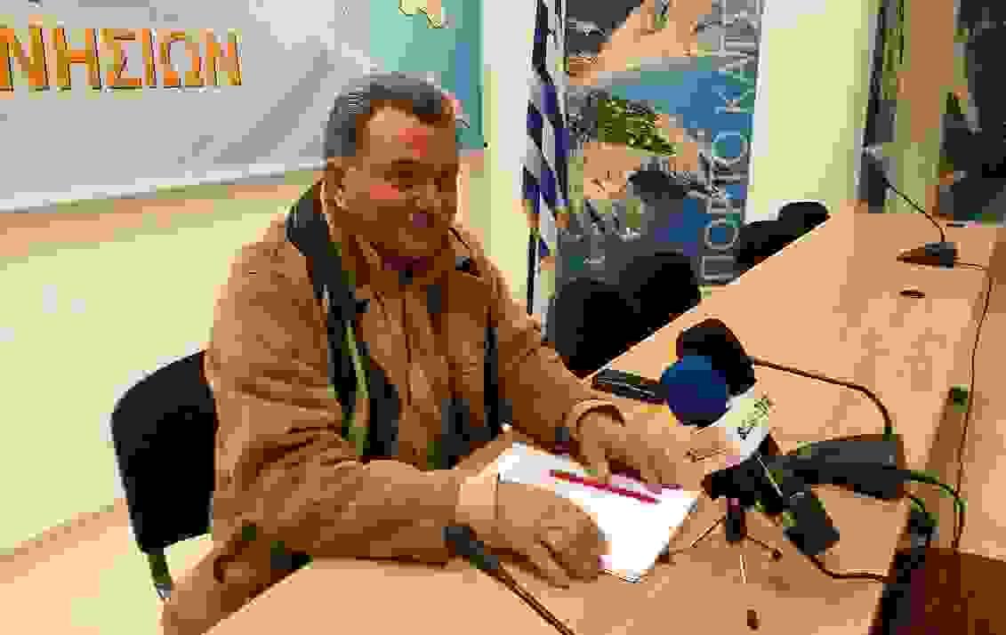"""Η Περιφέρεια Ιονίων Νήσων υπερκάλυψε τον στόχο  του 2016 για την απορρόφηση πόρων του ΕΣΠΑ 2014-2020     Θεόδωρος Γαλιατσάτος: Με πράξεις δίνουμε  αποστομωτική απάντηση στις """"Κασσάνδρες της συμφοράς"""""""