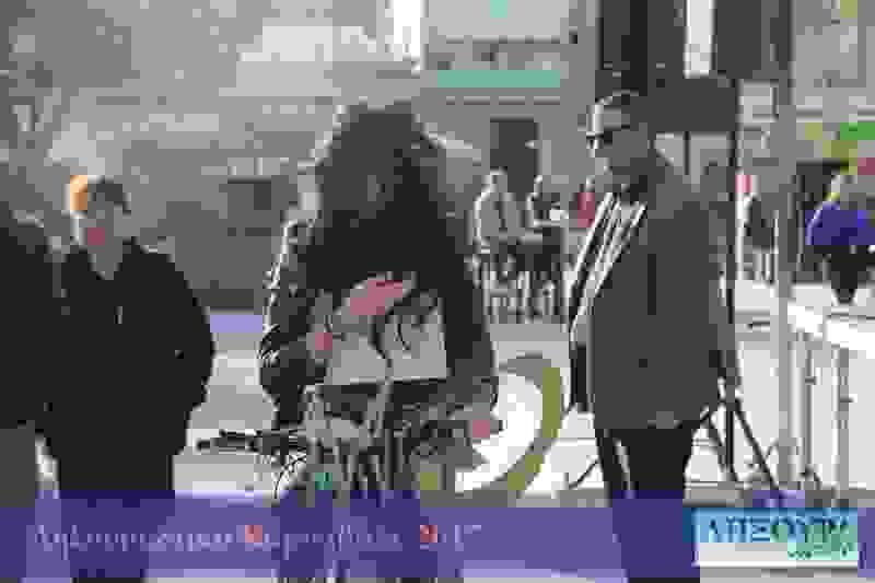 Ποδηλατάδα, μουσική και πολλές δραστηριότητες για παιδιά στην καρναβαλούπολη