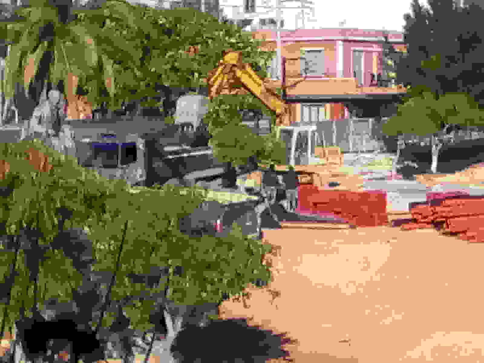 ΤΑ ΕΡΓΑ ΣΤΟ ΙΣΤΟΡΙΚΟ ΚΕΝΤΡΟ ΑΡΓΟΣΤΟΛΙΟΥ ΣΥΝΕΧΙΖΟΝΤΑΙ ΑΠΡΟΣΚΟΠΤΑ (video)