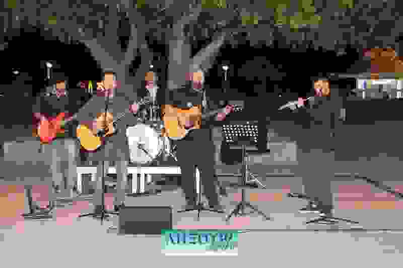 Με μια όμορφη μουσική εκδήλωση το Ληξούρι είπε «όχι» στο Ρατσισμό